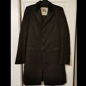 Authentic Burberry Men's Wool Coat